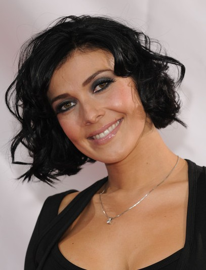 Black Hairstyles for Short Hair 2014 Black-Hairstyles-For-Short-Wavy-Hair