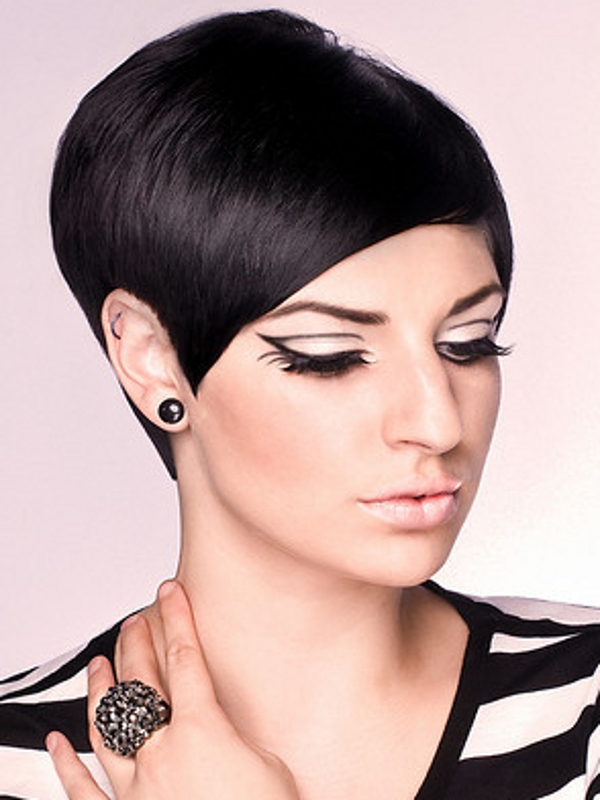 Black Hairstyles for Short Hair 2013