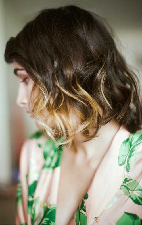 Ombre Hair Color Trends for Short Hair Ombre-Hair-Color-Trends-for-Short-Hair