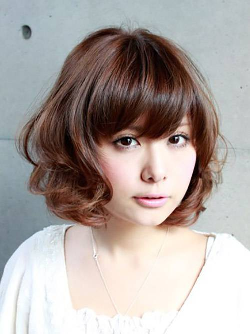 Asian Short Hairstyles 2015 for Women Asian-Short-Wavy-Hairstyles-for-Women