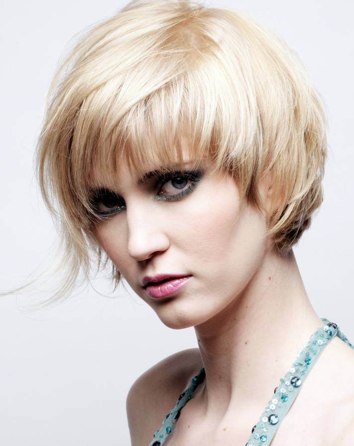 New Layered Hairstyles for Short Hair Choppy-Layered-Hairstyles-For-Short-Hair