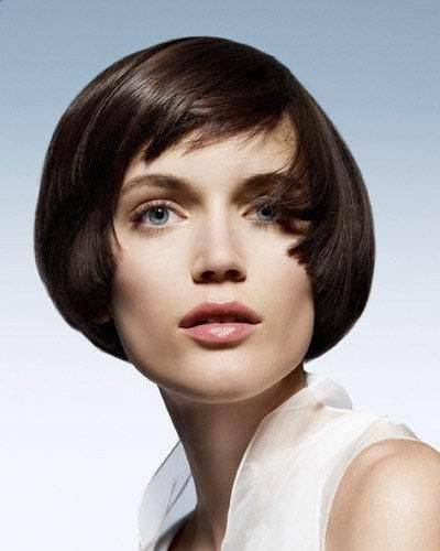 Short Bob Haircut with Bangs 2015 Modern-Short-Bob-Haircut-with-Bangs