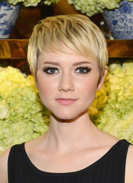 2014 Short Pixie Hairstyles for Women
