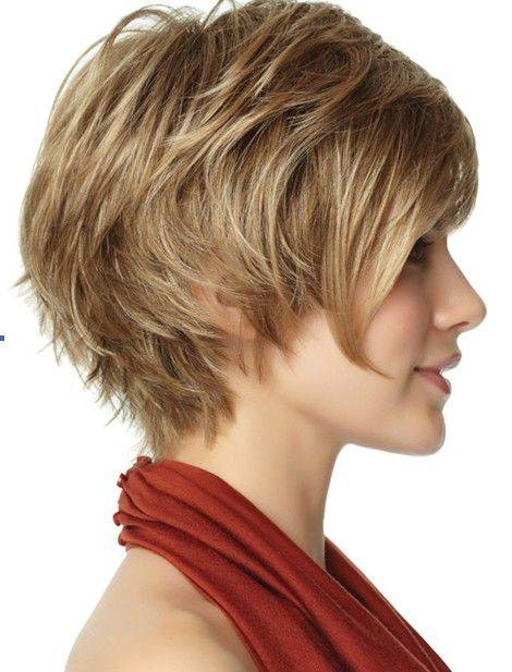 Cute Modern Short Hairstyles 2015