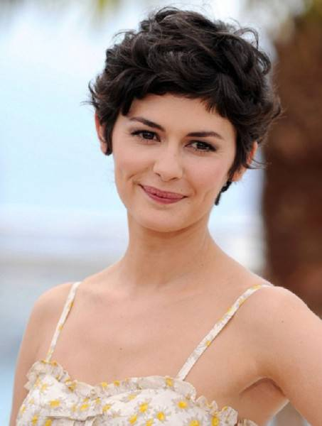 New Short Messy Hairstyles 2014