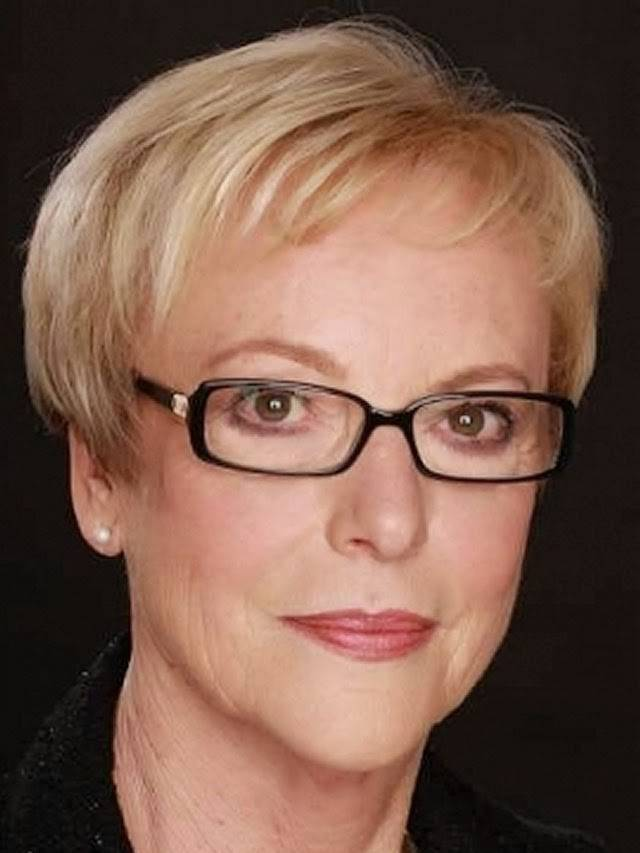 Cute Short Hairstyles for Women Over 60 short-hairstyles-for-women-over-60-who-wear-glasses