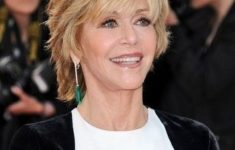 22 Short Shaggy Hairstyles for Women Over 50 (Updated 2018) 1ec7e56c542107c2cb23715d9446abc5-235x150