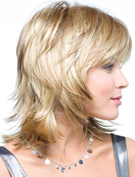 Pictures of Short Shag Hairstyles 2014