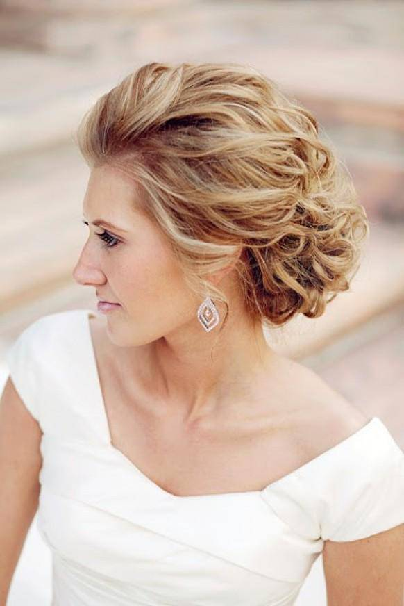 Cute Short Hairstyles for Weddings Short-Hairstyles-For-Weddings-Updos