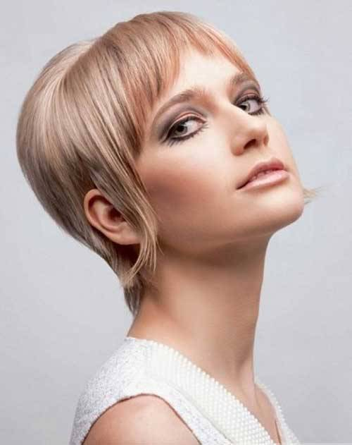 2014 Short Hairstyles for Round Faces Cute-Short-Hairstyles-for-Round-Faces-2014