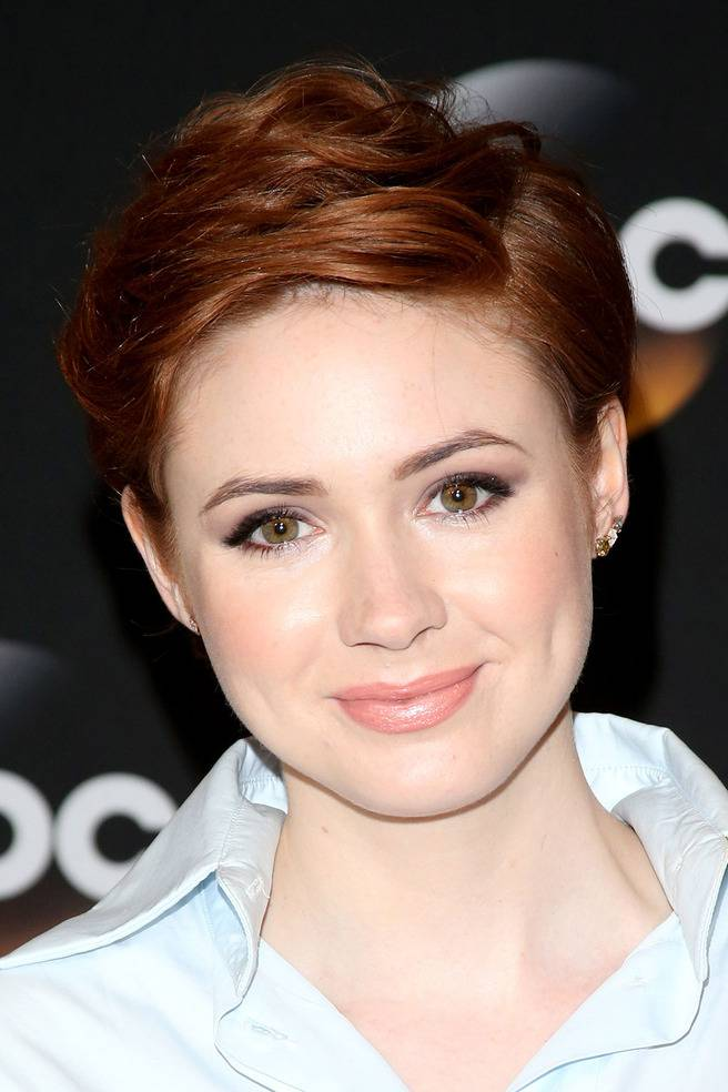 2014 Celebrity Hairstyles for Short Hair