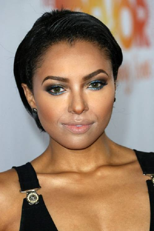 2014 Celebrity Hairstyles for Short Hair Kat-Graham-Short-Straight-Haistyles