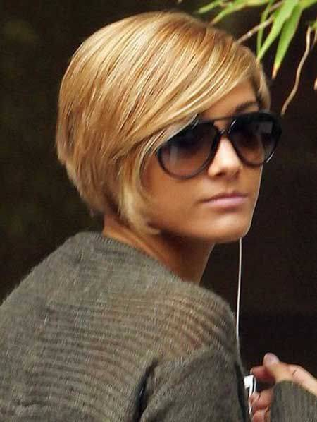 short blonde hairstyles for fine hair