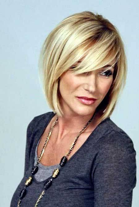 short blonde hairstyles pinterest