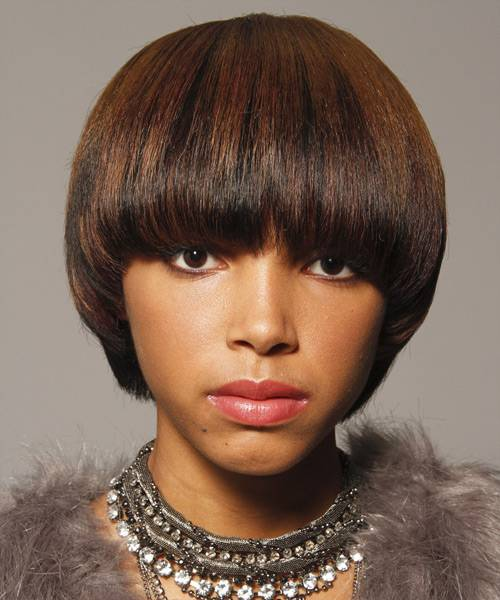 2014 Short Hair Trends for Black Women Smooth-And-Glossy-Short-Hair-Trends-for-Black-Women