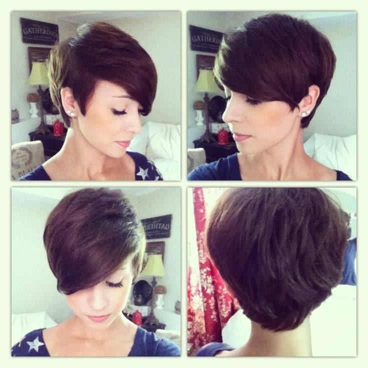 Short Pixie Cuts for 2015 Chic-Pixie-Haircuts