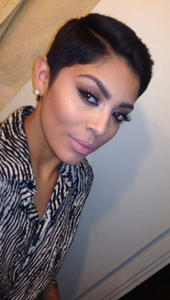 Short Pixie Cuts for 2015 african-american-short-pixie-cuts