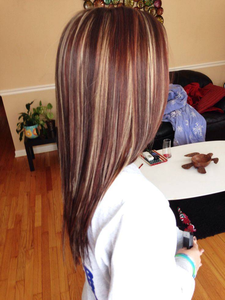 Cute Brown Hair with Highlights brown-hair-with-highlights-and-lowlights