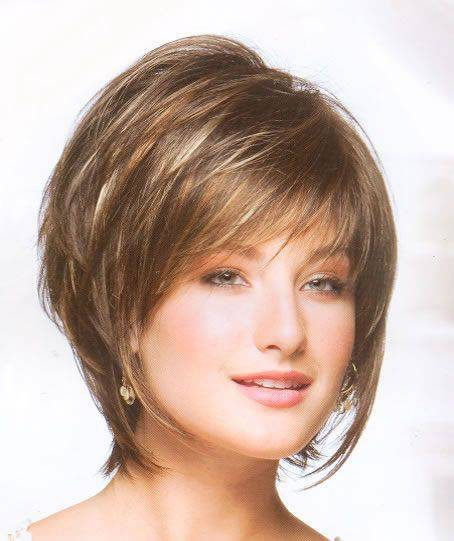 Best 11 Short Bob Hairstyles with Bangs short-bob-hairstyles-with-bangs-for-fine-hair