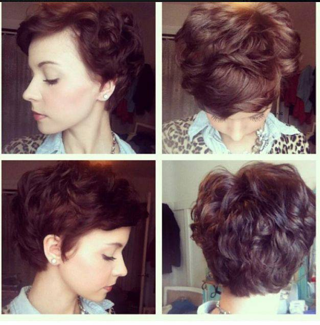 Short Pixie Cuts for 2015 short-curly-pixie-cuts