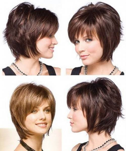 Short Inverted Bob Hairstyles for Beautiful Women