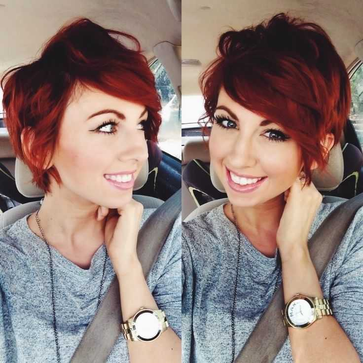 Short Hairstyles Trends for 2015 Cute-Short-Messy-Hairstyles-for-Red-Hair