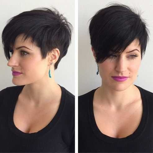 Short Hairstyles Trends for 2015 Short-Pixie-Haircut-with-Long-Bangs