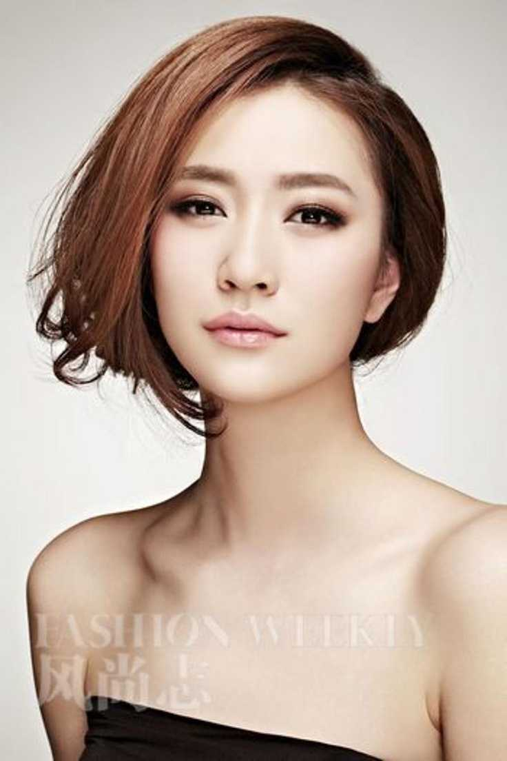 New Short Straight Hairstyles for 2015 asian-short-straight-hairstyles