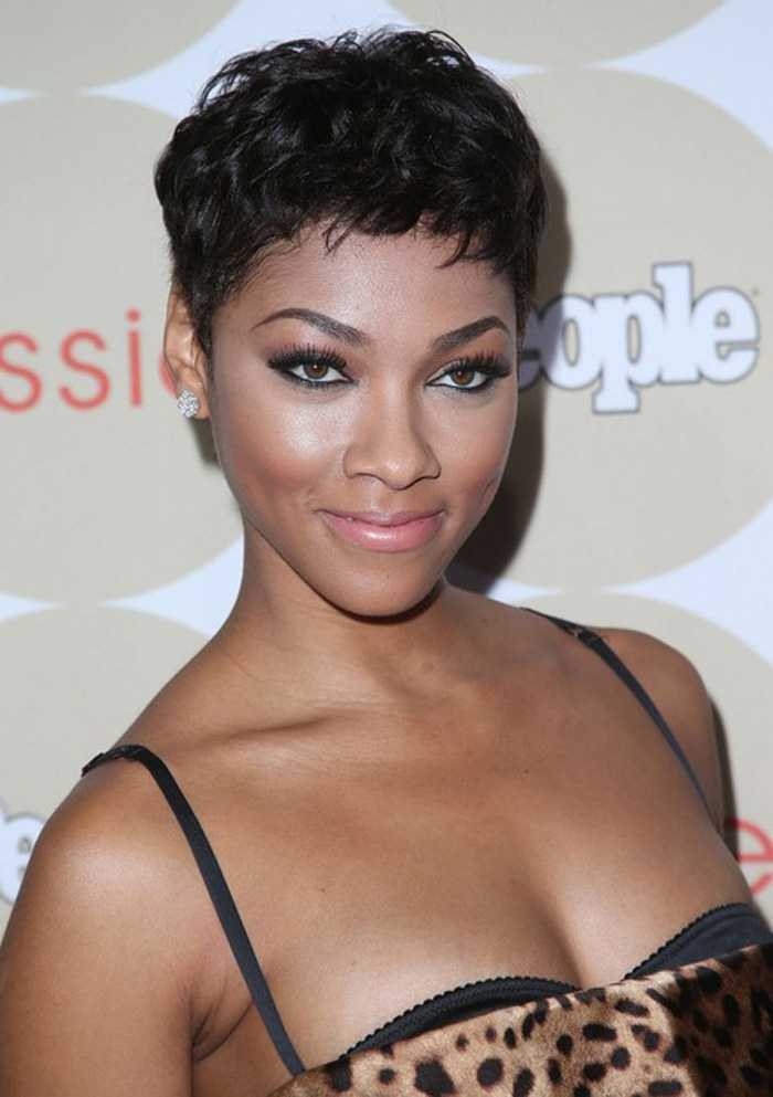 short hairstyles 2015 for black women