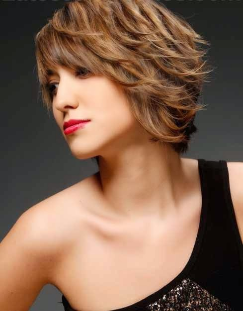 2015 Layered Haircuts for Short Hair Cute-Layered-Haircuts-for-Short-Hair