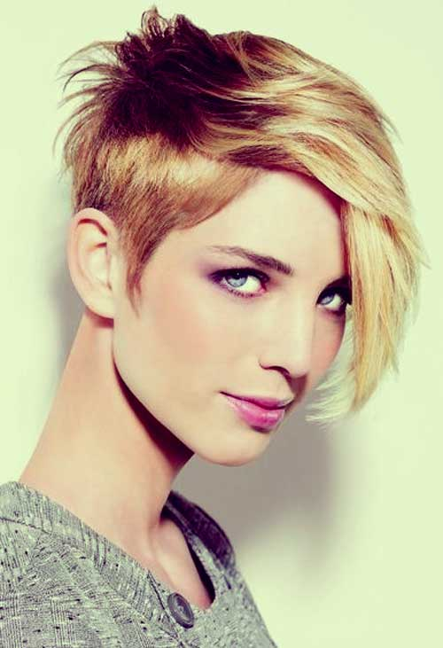 short haircuts for thick hair and long faces