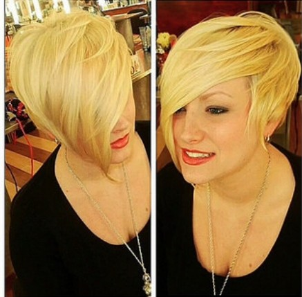 New Trendy Short Haircuts for Women 2015 trendy-short-asymmetrical-haircuts
