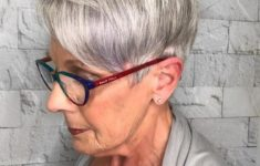 The Three Best Short Hairstyles for Gray Hair (Updated 2018) 861253121df188a8a5fad9c0878d1c31-235x150