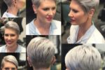 Gray Wedge Haircuts For Older Women 8