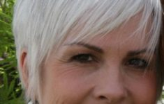The Three Best Short Hairstyles for Gray Hair (Updated 2018) eeab6d481a00bffd4807973268df0d08-1-235x150
