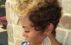 99 Images of the Best Short Hairstyles for Black Women (Updated 2018) 0e39d4f933ef1640fe3016027e88d1e1-235x150