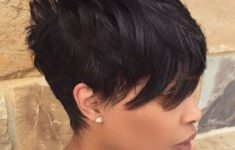 99 Images of the Best Short Hairstyles for Black Women (Updated 2018) a6c2a3d0be32eaca824eda057d3fe71c-235x150