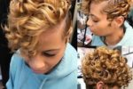 Big Soft Curls Hairstyle For African American Women 6