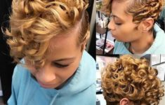 99 Images of the Best Short Hairstyles for Black Women (Updated 2018) b8bee6b06d56419cf673fe1144704332-235x150