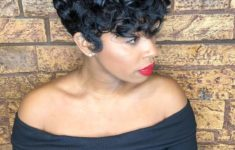 99 Images of the Best Short Hairstyles for Black Women (Updated 2018) e898d472233806d88b2daa5d00d4f286-235x150