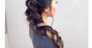 Elsa Hairstyle For Girls