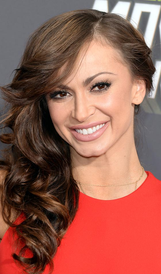 Shoulder Length Hairstyle For Blonde And Brown Hair 2015 curl_hairstyle_short-haircutstyles_com