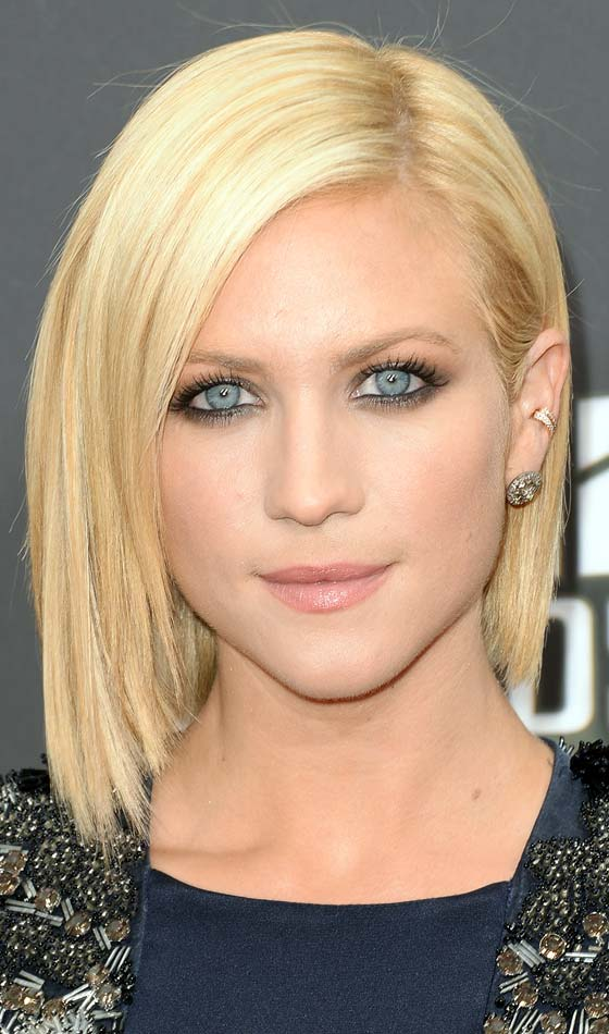 Shoulder Length Hairstyle For Blonde And Brown Hair 2015 sleek_shoulder_length_for_blonde_hairstyle_short-haircutstyles_com