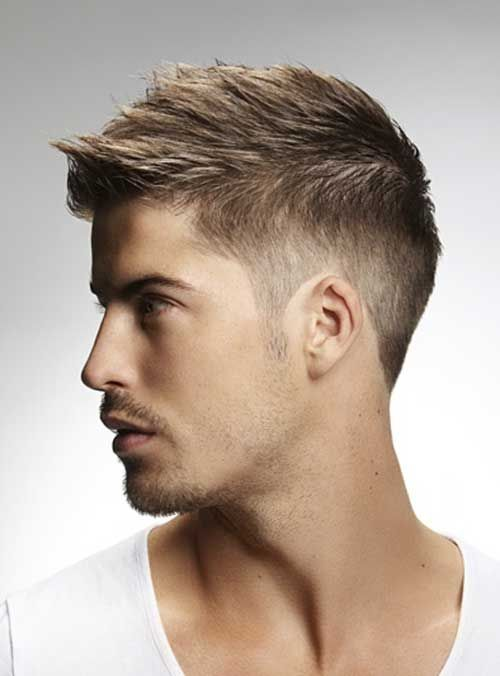 Fade Haircut For Men 2016