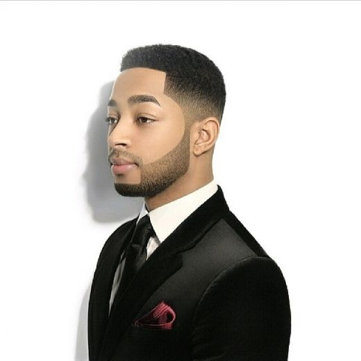 Fade Haircut Styles For Black Men 2016 fade_hairstyle_for_black_men_with_beards_2016