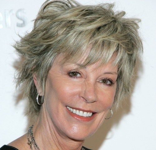 Shag Hairstyles For Women over 50 short_shag_haircut_styles