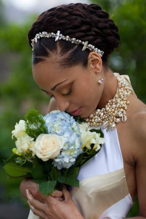 African American Wedding Hairstyles african-american-wedding-hairstyles-for-medium-length-hair