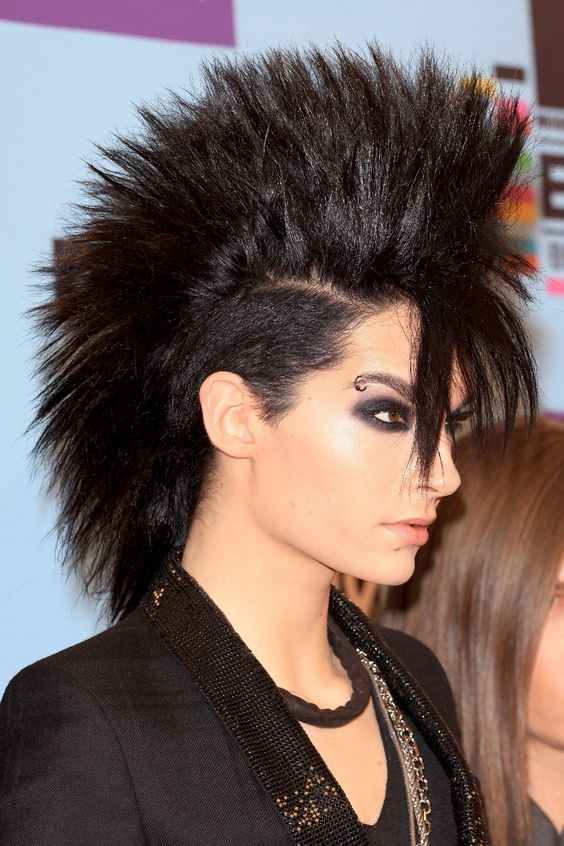Bill Kaulitz Hairstyles bill-kaulitz-hairstyle-tutorial