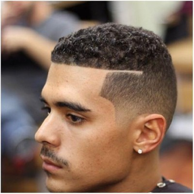 Black Men Hairstyles 2016 black-male-dyed-hairstyles