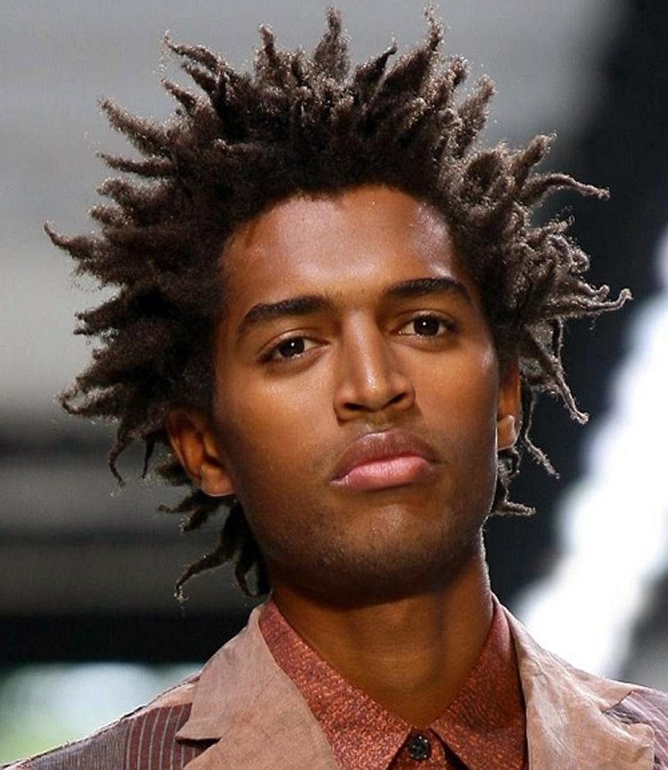 Black Men Hairstyles 2016 black-male-hairstyles-gallery